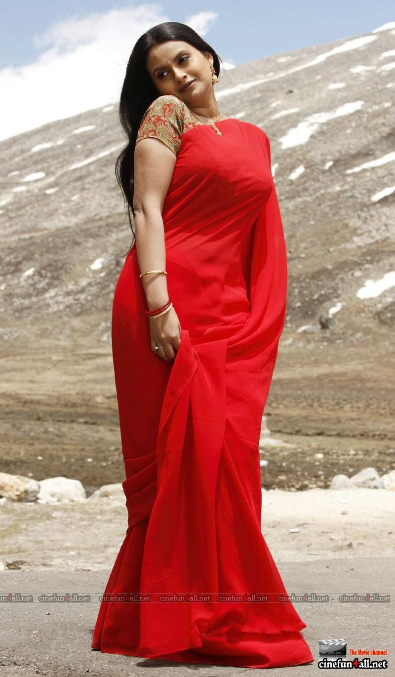 Hot Malayalam Actress Kaveri Is Now Kalyani  Hq Images -6351