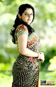 Hot Malayalam actress Roma showing naval saree stills and more glamour images