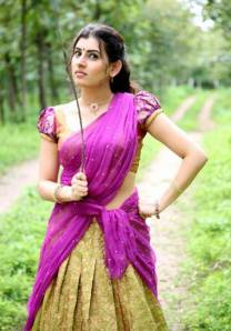 Malayalam Cute Actress Archana Gorgeous Saree Pics gallery pictures