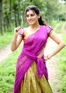 Malayalam Cute Actress Archana Gorgeous Saree Pics wallpapers