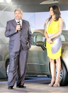 Fiat Linea T Jet launched By 'Sushmita Sen' gallery pictures