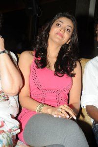 kajal @ yemaindhi ee vela audio release gallery pictures