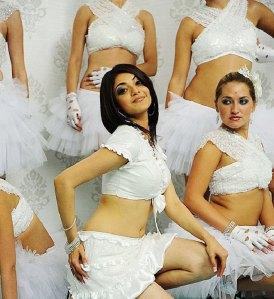 Kajal Very Hot Thigh Show Stills sexy stills