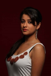 'Madhurima' Hot Photo Shoot navel show