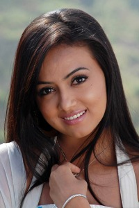 Sana Khan Cute Photo Stills wallpapers